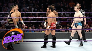Nonton Fatal 5 Way Elimination Match For No 1 Contender To Cruiserweight Title  Wwe 205 Live  Feb  7  2017 Film Subtitle Indonesia Streaming Movie Download