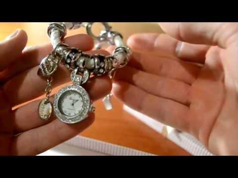 Кожаный браслет pandora 590714cbk