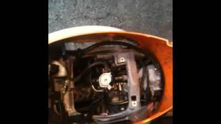 7. Honda Metropolitan 2002 problems