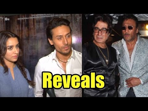 Tiger Shroff and Shraddha Kapoor Reveal Their Fami