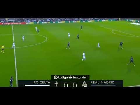 Celta Vigo vs Real Madrid 2-4 2018 All Goals & Extended Highlight