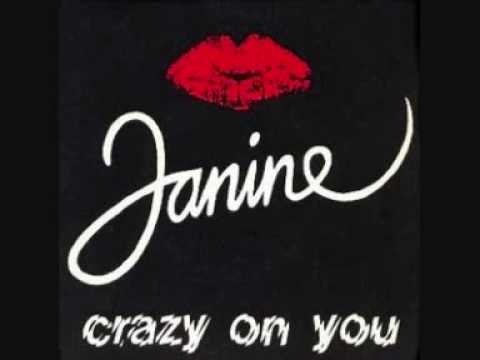 NWOBHM, Janine, Crazy on you online metal music video by JANINE