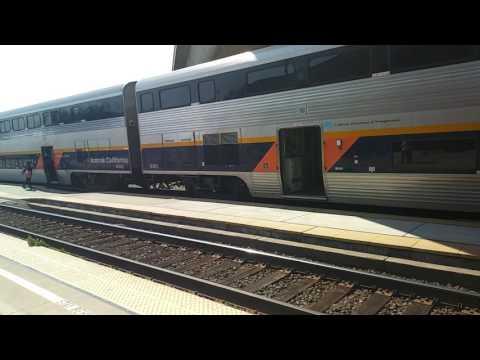 Amtrak Capitol Corridor 741 at Suisun City