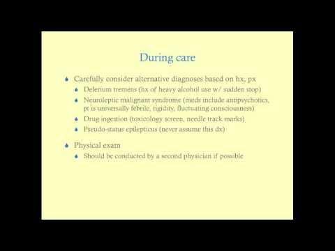 Status Epilepticus - CRASH! Medical Review Series