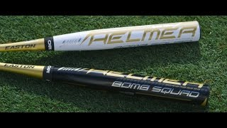 Bomb Squad Brett Helmer Slow-Pitch Bat Series Tech Video (2016)