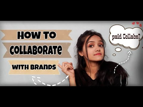 How to Collaborate with Brands |Types of Collaboration | Get Free Products from BRAND|| Anshika Soni