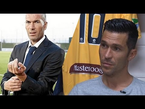 Luis Garcia on Benitez and Zidane