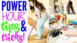 Todays Power Hour Cleaning Routine I am going to be giving you all some speed cleaning tips and tricks to have a successful power hour and get as much cleaning done as you can in one hour! *****Click here to get free cleaning products from Grove: http://influencer-tracking.grove.co/SF1MR (affiliate)*****Use this link to get free products if you already use Grove:http://influencer-tracking.grove.co/SF1Ez (affiliate)MY FIRST POWER HOUR: https://www.youtube.com/watch?v=xQjHdQ2HkOoMORE POWER HOUR MOTIVATION FROM MEhttps://www.youtube.com/watch?v=VGkUnhbWjnE&t=13sMY FAVORITE POWER HOURhttps://www.youtube.com/watch?v=BbREb0I2fl8HABITS FOR A CLEAN HOMEhttps://www.youtube.com/watch?v=b6CCPbD6neQ&t=230sLink to my 100K Giveaway Entry Form (open until June 30th, 2017): https://gleam.io/TdTnG/lovemegs-100k-giveawayHere is the equipment that I use in making my videos:Canon G7X: http://amzn.to/2qycaSkApple MacBook Pro: http://amzn.to/2ppPlm9Final Cut Pro Software: http://amzn.to/2pzyhsiSunPak Tripod: http://amzn.to/2r7VmCUThese are some products that I get asked about a lot:ALL my cleaning products: https://www.grove.co/referrer/998436/My Dyson Vaccuum: http://amzn.to/2r71qi6Julie's Quilt: http://amzn.to/2r6CkA0CHECK ME OUT ON SOCIAL MEDIA..........Instagram: https://instagram.com/lovemeg09/Twitter: https://twitter.com/lovemegyoutubePinterest: https://www.pinterest.com/meglovesjustin/Mailing Address: PO Box 12, Olivia NC, 28368HERE ARE A FEW OF MY FAVORITE VIDEOS.........SHABBY CHIC FARMHOUSE HOME TOURhttps://www.youtube.com/watch?v=n8xe_W_vUTMWHAT ITS LIKE TO BE MARRIED AT 18https://www.youtube.com/watch?v=f8hhULsCptE10 NETFLIX TV SHOWS TO BINGE WATCHhttps://www.youtube.com/watch?v=ULBmR0c5Gn4DAY IN THE LIFE OF A FIREFIGHTERS WIFE  24 HOUR SHIFThttps://www.youtube.com/watch?v=Tni8T11tMvkMY WEIGHT LOSS JOURNEYhttps://www.youtube.com/watch?v=hGULnv1nark