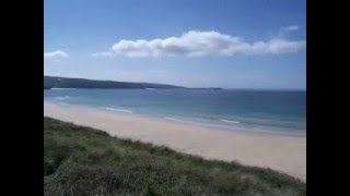 Hayle United Kingdom  city images : Hayle Beach ( The Towans ) Cornwall UK
