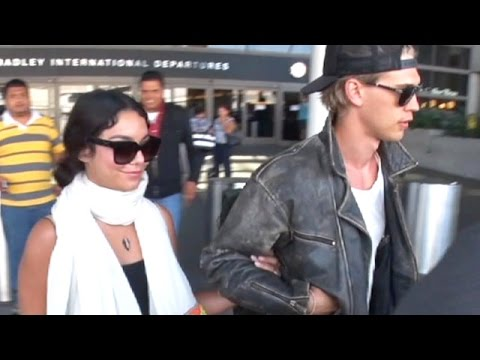 Vanessa Hudgens Returns From Romantic Trip With Austin Butler