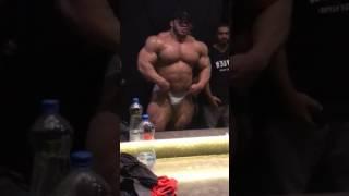 Big Ramy   at 350 lbs Offseason ! Video