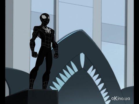 Spider man in black monster music video человек