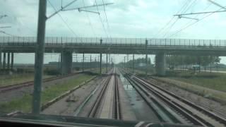 Video Rotterdam-Antwerpen 300 km/h, Thalys cab ride / cabinerit MP3, 3GP, MP4, WEBM, AVI, FLV November 2018