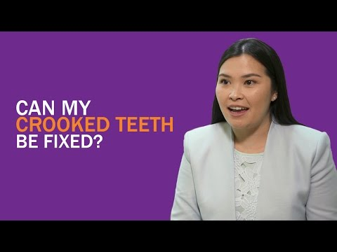 Why Are My Teeth Crooked? (Dr May Ling Eide)