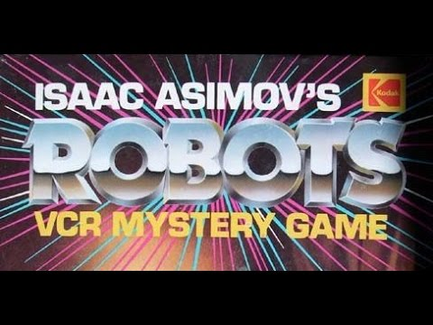Issac Asimovs Robots VCR Game