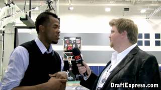DraftExpress Exclusive - Marqus Blakely Interview at the 2011 D-League Showcase
