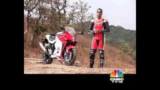 7. Hyosung GT250R first ride - OVERDRIVE