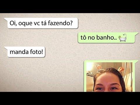 Mensagens para whatsapp - 11 Mensagens de  Whatsapp em Vídeo Para Rir