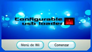 Video Wii | Instalar CFG USB Loader como canal de Wii [WAD] MP3, 3GP, MP4, WEBM, AVI, FLV Oktober 2018