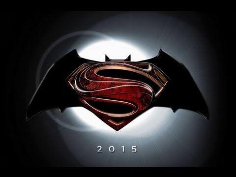 Superman/Batman Movie Confirmed! (Comic-Con 2013)