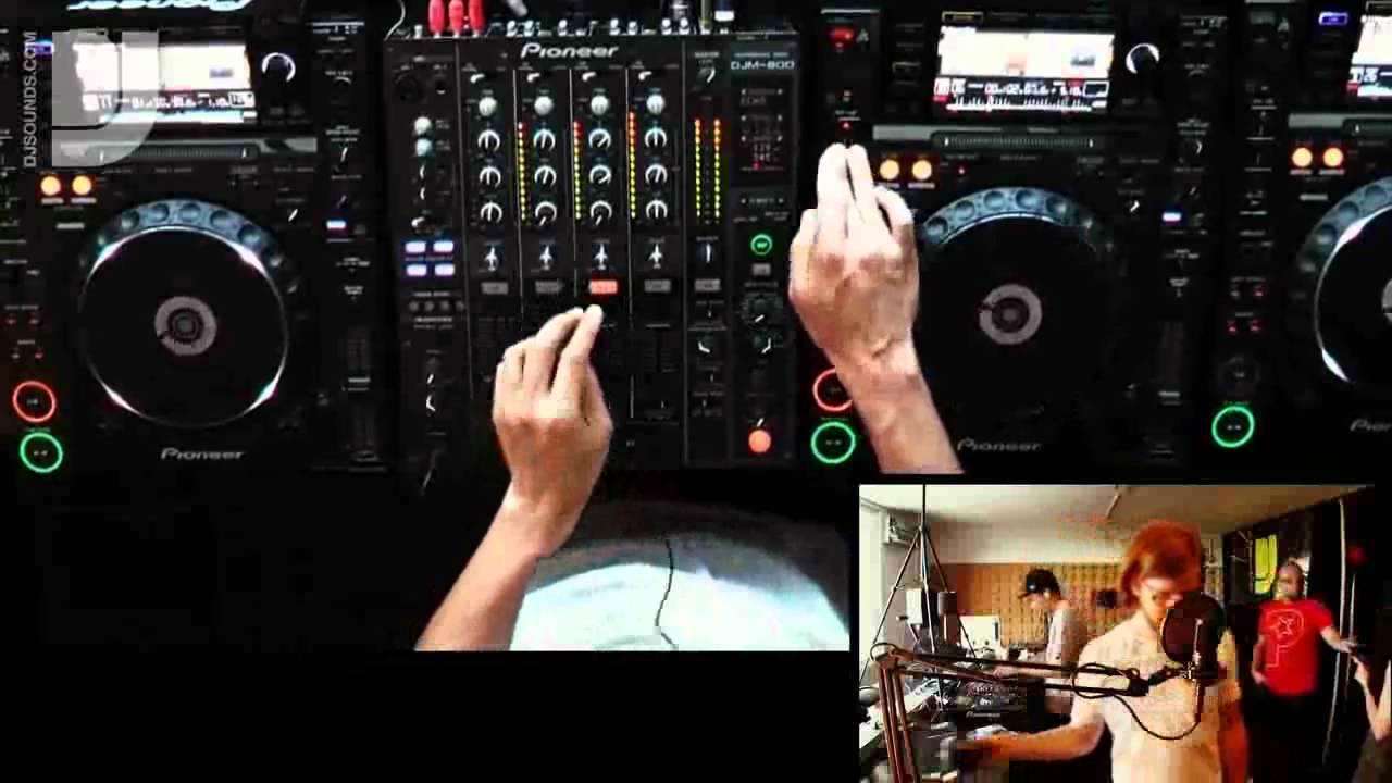 Laidback Luke - Live @ DJsounds Show 2010 (Part 2)