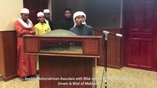 Meniru 3 suara Imam Makkah di USIM Malaysia | Taqy Malik