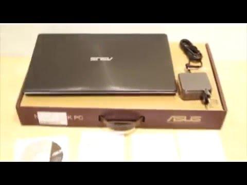 Asus X550LNV unboxing │kicsomagolás