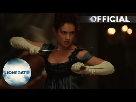 Pride and Prejudice and Zombies (Clip 'All the Girls')