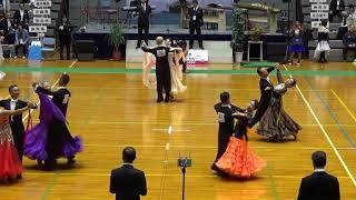 ねんりんピック富山2018ダンススポーツ個人戦ワルツ4次予選