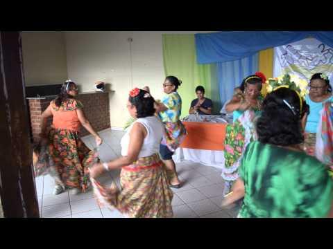 CARIMBÓ DA TERCEIRA IDADE. GLÓRIA DO GOITÁ / PE
