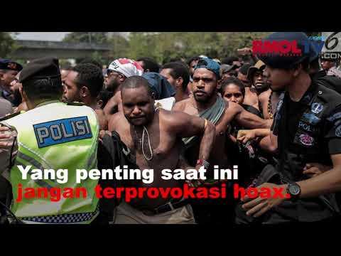 Papua Dikompori Asing