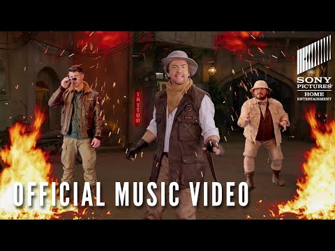 JUMANJI: THE NEXT LEVEL – OFFICIAL MUSIC VIDEO Now on Digital!