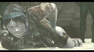 Shadow of the Colossus: Ending (SotC Gameplay) [PS3]