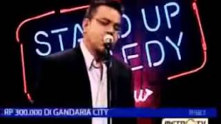StandUp Comedy Indonesia Abdel Achrian @abdelachrian Terbaru 6 2015