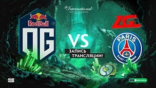 OG vs PSG.LGD, The International 2018, GRAND FINAL, game 3