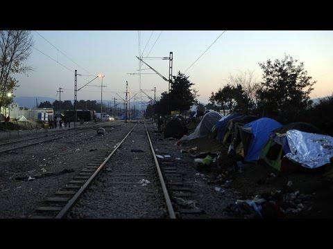Ειδομένη: Ολοκληρώθηκε η επιχείρηση απομάκρυνσης των μεταναστών από την ουδέτερη ζώνη Ελλάδας-ΠΓΔΜ