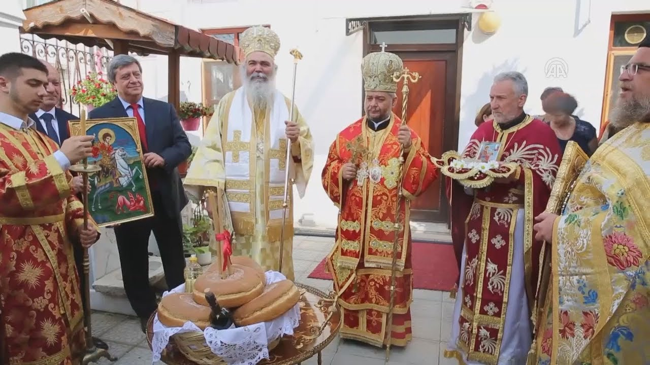 Η Ορθόδοξη Εκκλησία της Βουλγαρίας στην Ανδριανούπολη τίμησε τον Αγ.Γεώργιο
