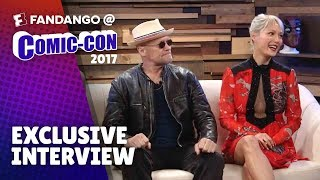 FRIDAY 7/213PM - Fandango Live Show - Trailer Reactions, Interviews, and Comic-Con RecapsLEGO NINJAGO, SHARKNADO, GOTG2 & MORE! Comic-Con 2017 is the ultimate geek-topia for movie lovers, and Fandango is your VIP pass. We're bringing you exclusive interviews with the hottest stars and all the upcoming movies news. Set a reminder by clicking the bell so you don't miss the fun July 20th - 22rd.Thursday 7/20, starting at 5pm PST Friday 7/21, starting at 3pm PSTSaturday 7/22, starting at 3pm PST
