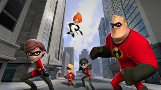 Disney Infinity - The Incredibles - Part 2