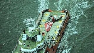 AirAsia uçağının kara kutusundan yeni sinyal