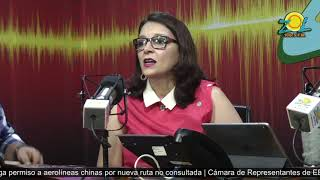 Federico Segarra y Patricia Landolfi Parte de Elenco presentan la película