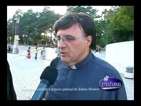 Materia Nossa Senhora de fatima ultrafarma portugal sidney oliveira