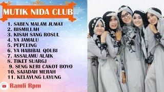 Video MUTIK NIDA CLUB FULL MUSIK RELIGI LIVE DONOSARI KENDAL MP3, 3GP, MP4, WEBM, AVI, FLV Agustus 2019