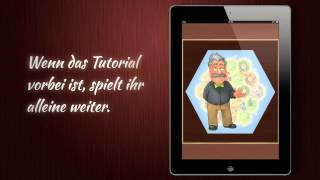 Catan Brettspiel Assistent YouTube-Video