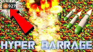 Boom Beach World Record Hyper Barrage! The Last Barrage Would of Cost 106 GBE lolIf you enjoy and want your name in the banner please check out my Patreon here: www.patreon.com/thechickenLike the Music? Check out these Links for more!A Himitsu - https://www.youtube.com/watch?v=8BXNwnxaVQETobu - Colors [NCS Release] https://youtu.be/MEJCwccKWG0http://www.7obu.comhttp://www.soundcloud.com/7obuhttp://www.facebook.com/tobuofficialhttp://www.twitter.com/tobuofficialhttp://www.youtube.com/tobuofficialJPB - High [NCS Release] https://youtu.be/Tv6WImqSuxASoundCloud https://soundcloud.com/anis-jayFacebook https://www.facebook.com/jayprodbeatzTwitter https://twitter.com/gtaanisInstagram http://instagram.com/gtaanisBay Breeze by FortyThr33 https://soundcloud.com/fortythr33-43Creative Commons — Attribution 3.0 Unported— CC BY 3.0 http://creativecommons.org/licenses/b...Music provided by Audio Library https://youtu.be/XER8Zg0ExKUMusic Provided by NoCopyrightSoundshttps://www.youtube.com/watch?v=bM7SZ...Song: Alan Walker – FadeSong: Elektronomia - Sky High [NCS Release]Music provided by NoCopyrightSounds.Video Link: https://youtu.be/TW9d8vYrVFQDownload Link: https://NCS.lnk.to/SkyHighSong: Malik Bash - Ghosts [NCS Release] Music provided by NoCopyrightSounds.Watch: https://youtu.be/-9Z5Nhsm7GADownload/Stream: http://ncs.io/GhostsCrSilky Thoughts and Peace of Mind (Original Mix) by FortyThr33 https://soundcloud.com/fortythr33-43Creative Commons — Attribution 3.0 Unported— CC BY 3.0 http://creativecommons.org/licenses/b...Music provided by Audio Library https://youtu.be/hsd-C5KivsgTrack: NIVIRO - You [NCS Release]Music provided by NoCopyrightSounds.Watch: https://youtu.be/2Nv5juZKhKoFree Download / Stream: http://ncs.io/YouYOThis content is not affiliated with, endorsed, sponsored, or specifically approved by Supercell and Supercell is not responsible for it. For more information see Supercell's Fan Content Policy: www.supercell.com/fan-content-policyFollow me on Twitter! @thechicken24Check out Dan's Book Here: amzn.to/17gv7ex Thanks for watching :)