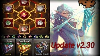 Video Kritika | Update v2.30 | Awakened Ice Warlock | 110 Gold Key | Ethereal Pet and Meteorite | MP3, 3GP, MP4, WEBM, AVI, FLV September 2018