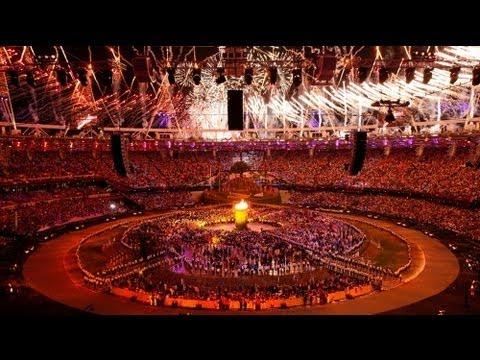 إشادة واسعة بحفل إفتتاح الألعاب الأولمبية في لندن - فيديو