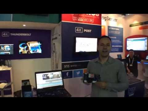 Bluefish444 with Post Perspective at IBC Show 2016