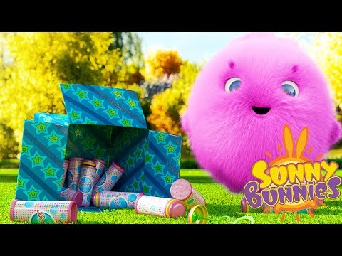 Funny images - Cartoons for Children  SUNNY BUNNIES BUBBLE TREATS  Funny Cartoons For Children