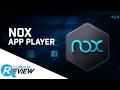 รีวิว รีวิว Nox APP Player โปรแกรมอีมูเลเตอร์เพื่อคอเกมส์ แอนดรอยด์บน PC